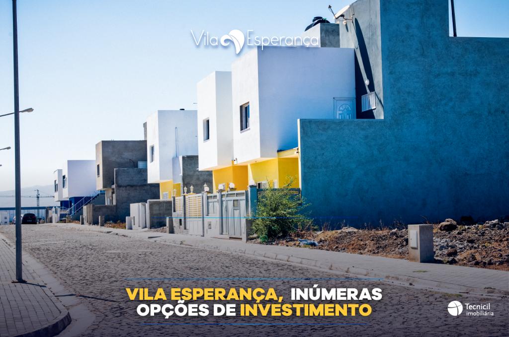 Vila Esperança, inúmeras opções de investimento