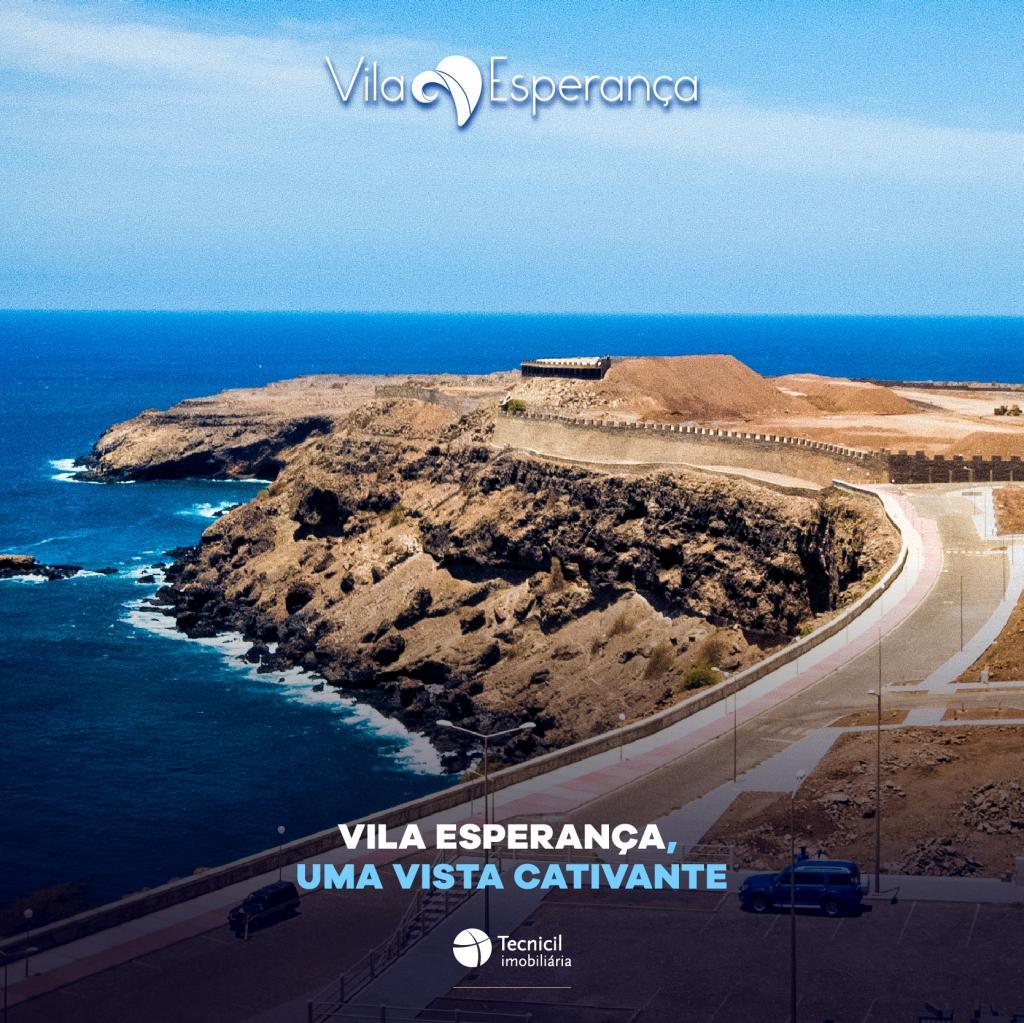 Vila Esperança, uma vista cativante